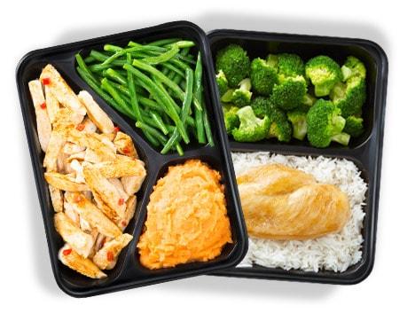 PrimeMeals Fitness Gerichte