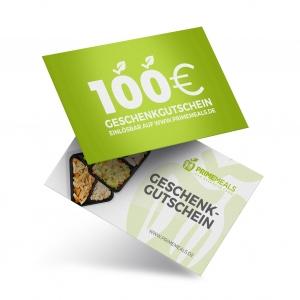 Gutschein 100€