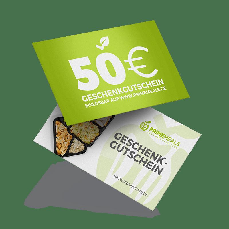 Voucher 50€