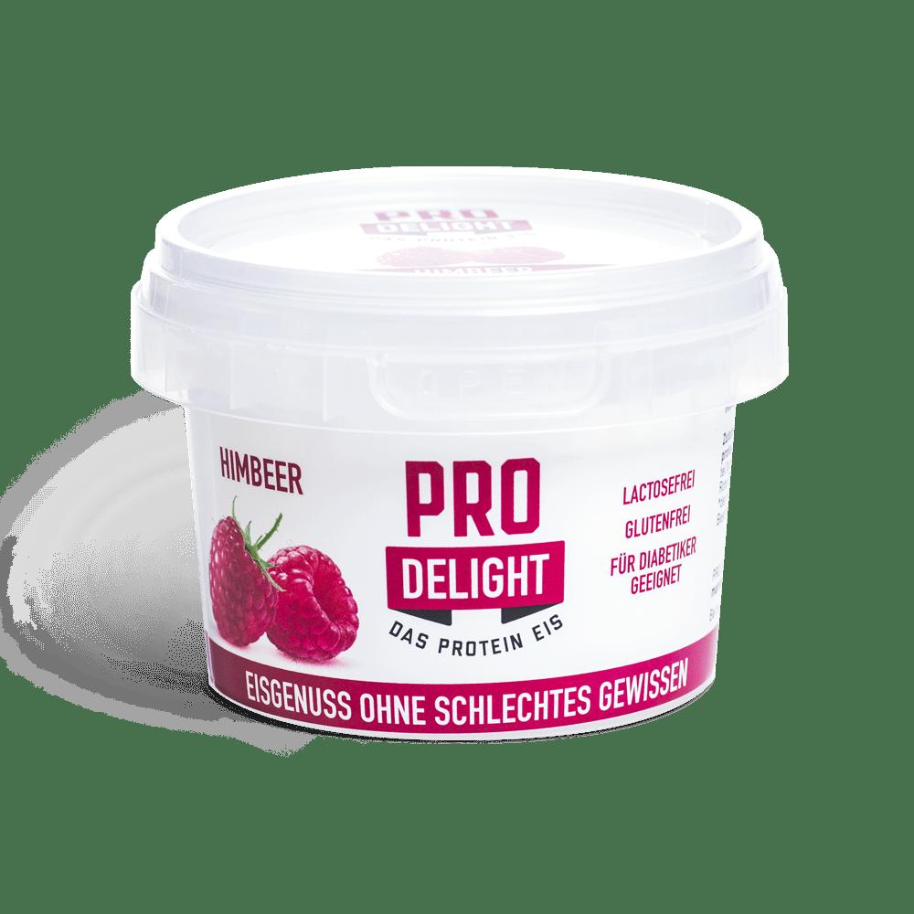 Rasberry Protein Ice Cream