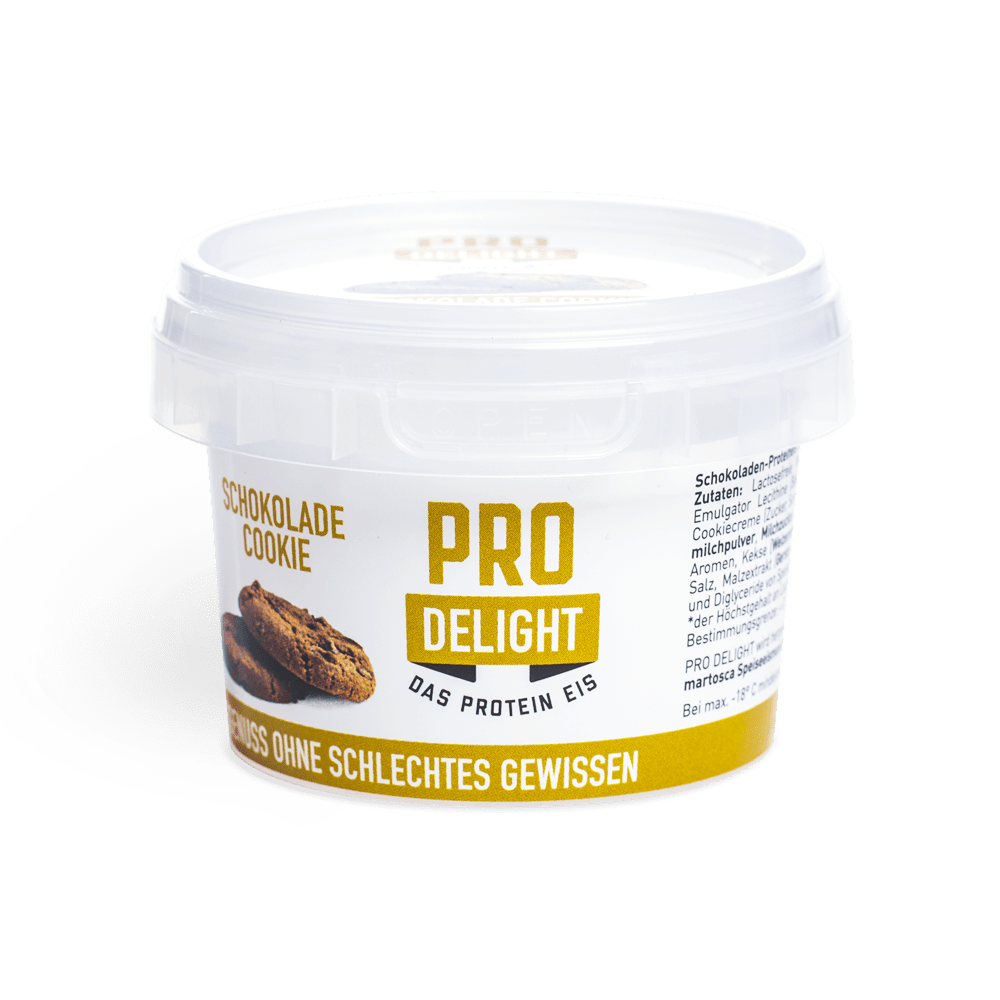 PRO Delight Proteineis Schokolade Cookie 400 ml